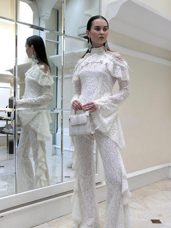 Barli Asmara New York Fashion Week