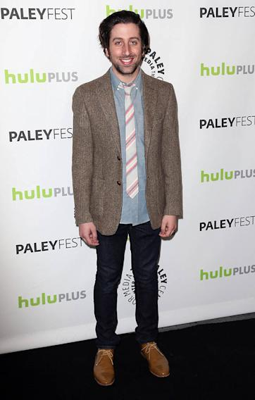 "The Paley Center For Media's PaleyFest 2013 Honoring ""The Big Bang Theory"""