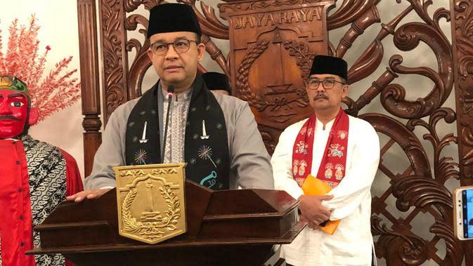 Bertemu JK, Anies Baswedan Usul Masjid Apung Ancol Jadi Ikon Wisata Unik