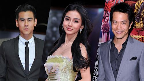 Mann, Peng and Angelababy Join 'Legend'