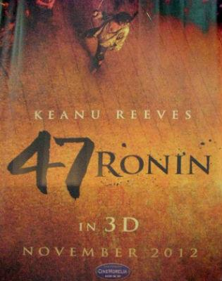 Director of 47 Ronin 'removed' after budget hits $225m