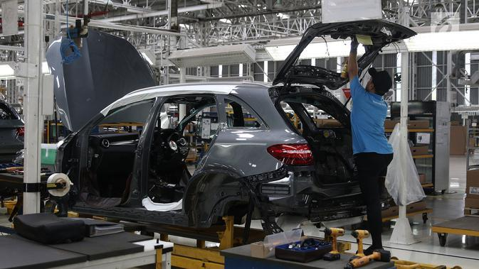 Pasokan Mercedes-Benz Indonesia Aman dari Covid-19