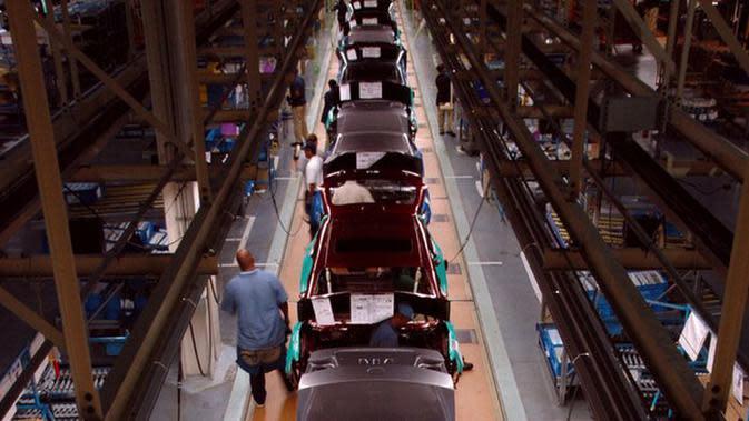 Strategi Produksi Mobil Hyundai di Indonesia Mirip Mobil Mewah