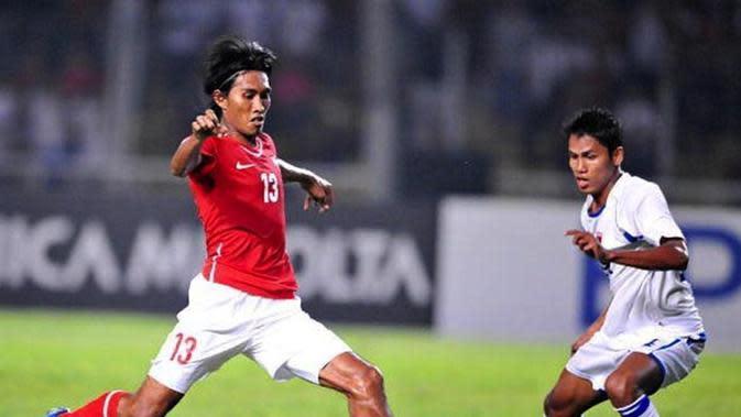 Budi Sudarsono, mesin gol Timnas Indonesia di Piala AFF 2008. (AFF)