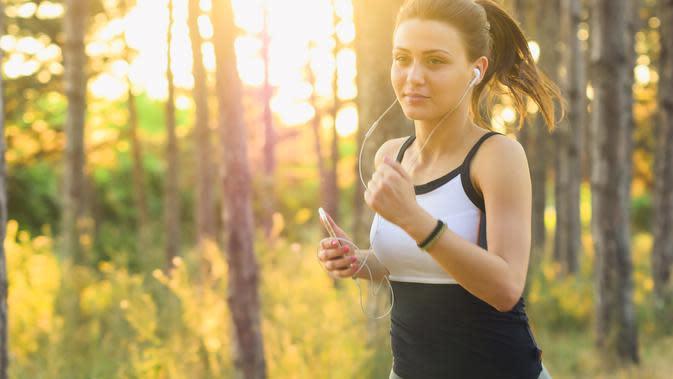 Ilustrasi jogging (dok. Pixabay.com/Putu Elmira)