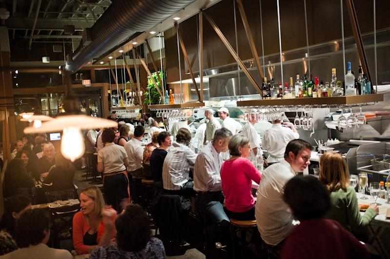 Best restaurants of 2013