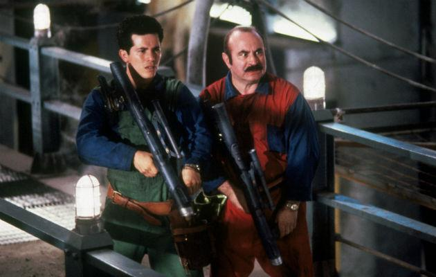 Super Mario Bros almost starred Hanks and Schwarzenegger