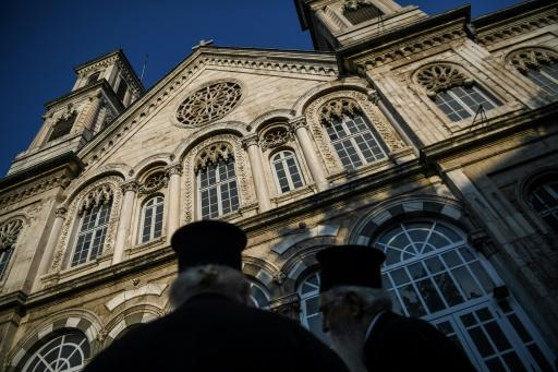 The Ukrainian Church is currently split into three bodies, one technically overseen by the Patriarch of Moscow, a fact the Kiev government considers unacceptable given its ongoing war with Russia-backed rebels in the east