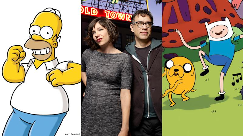 'The Simpsons,' 'Portlandia,' and 'Adventure Time' Among This Year's Early Emmy Winners
