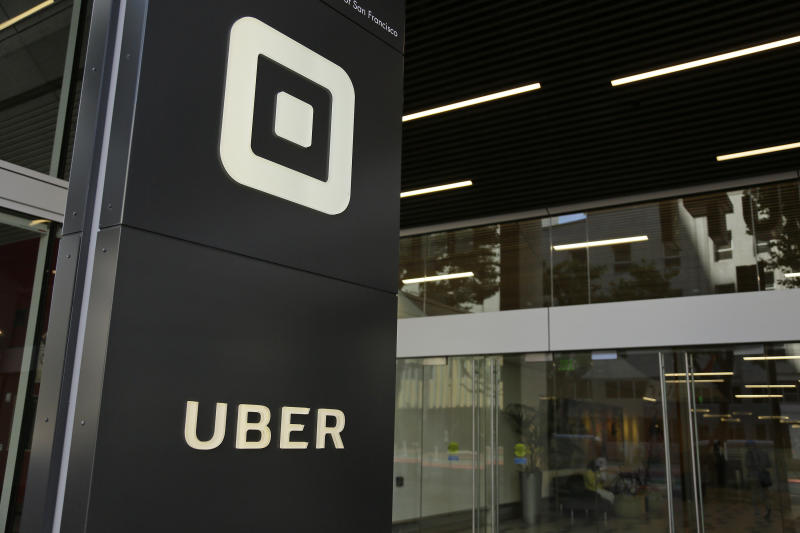 Uber Hack Charges