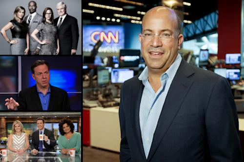 The Year in Cable News: CNN Weathers Turbulent 2013 With New Leadership and Stable Ratings