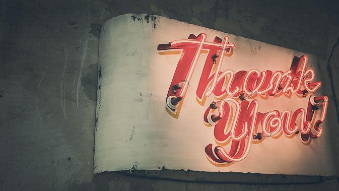 Kata Ucapan Terima Kasih untuk Saudara (Sumber: Pixabay)
