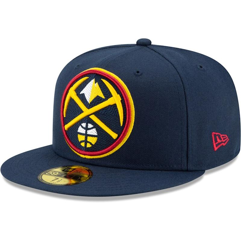Nuggets Fitted Hat