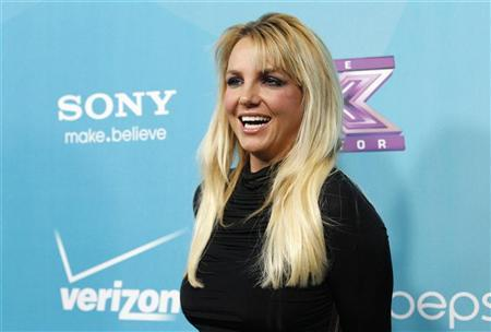 Britney Spears Number One On Top-Earning Women In Music 2012 List