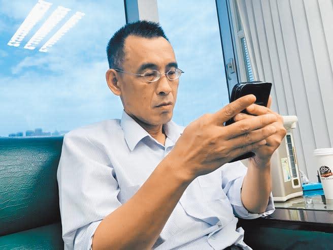 前高雄市長好友、高雄市輪船公司董事長黃文財傳出已辭職,市府28日證實他做到今日。(本報資料照片)
