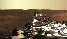 火星360度全景首次曝光!毅力號飛行7個月傳回首張火星風景照
