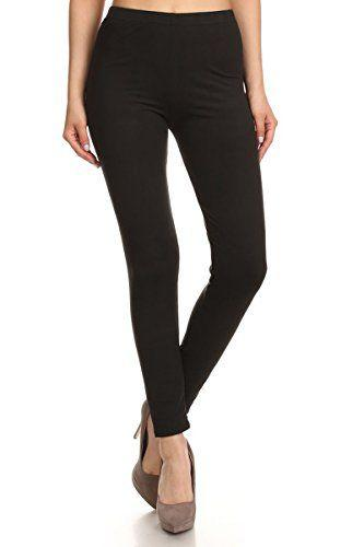 """<p><strong>Leggings Depot</strong></p><p>amazon.com</p><p><strong>$11.99</strong></p><p><a href=""""https://www.amazon.com/dp/B07ZHT4QH7?tag=syn-yahoo-20&ascsubtag=%5Bartid%7C10055.g.32884290%5Bsrc%7Cyahoo-us"""" target=""""_blank"""">Shop Now</a></p><p>Leggings can get expensive, but this pair is a total steal. It's <strong>one of the most popular leggings on Amazon with over 19,000 reviews</strong> from users swear they're incredibly comfortable and opaque. They're not your best bet for exercise, but they're ideal for everyday use or lounging at home. This style comes in tons of color options and is available in three size groupings, including plus sizes for up to 32W.</p><p><strong>RELATED</strong>: <a href=""""//www.goodhousekeeping.com/clothing/a26592859/leggings-depot-yoga-pants-amazon/"""" target=""""_blank"""">Are These Cult Favorite Leggings Worth It?</a></p>"""