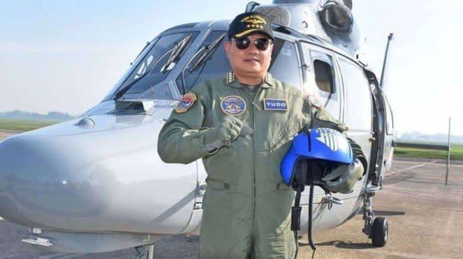 VIVA Militer: KSAL Terbangkan Helikopter AS-565 MBe Panther