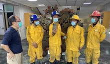 玉山林火終撲滅 林務局:向肇事者求償絕不寬貸