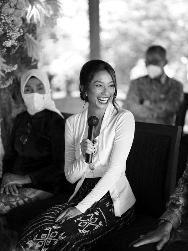 Faradina Mufti. (Foto: Instagram @faradinamufti)