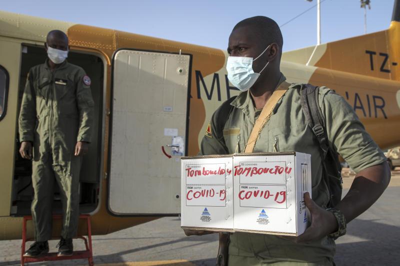 Virus Outbreak Timbuktu