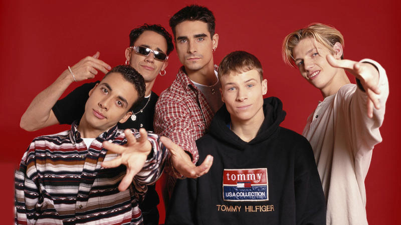 American boyband The Backstreet Boys,will return to Australia for their DNA world tour. Photo: Getty Images