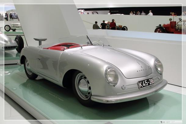 June 8: The first car to bear the name Porsche was finished on this date in 1948