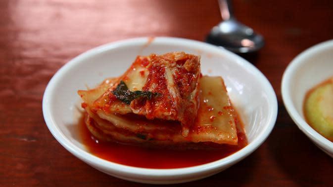 Ilustrasi kimchi. (Photo by daecheonnet-913614 on Pixabay)