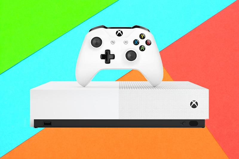 Go all-digital and save $90, plus get three games for FREE!! (Photo: Walmart)