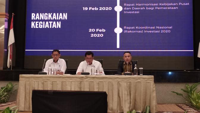 Atasi Masalah di Daerah, BKPM Adakan Rakornas Investasi 2020