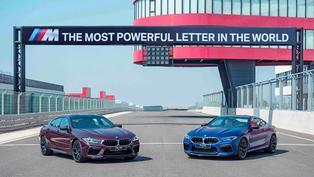 全新BMW M8 Coupe、M8 Gran Coupe售價888萬元起強悍上市!