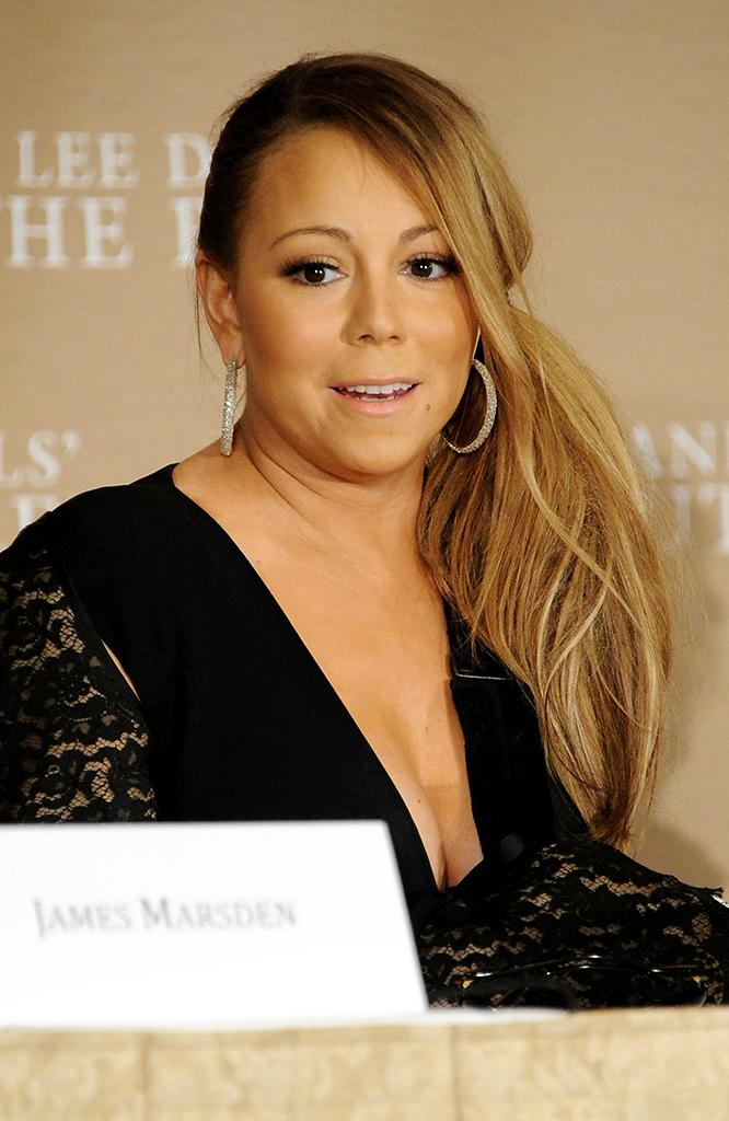 Mariah Carey Recalls Scarring Spit Attack Evoked by 'Butler' Scene