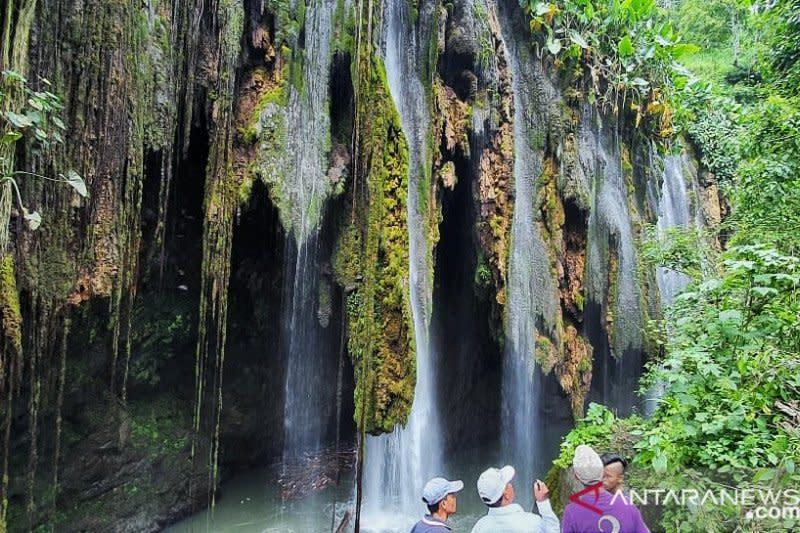 Pemkab Probolinggo kembangkan wisata air terjun Purba Tirai Bidadari