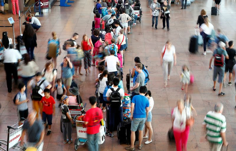 U.S., Belgium strike 'preclearance' deal for U.S.-bound air passengers in Brussels