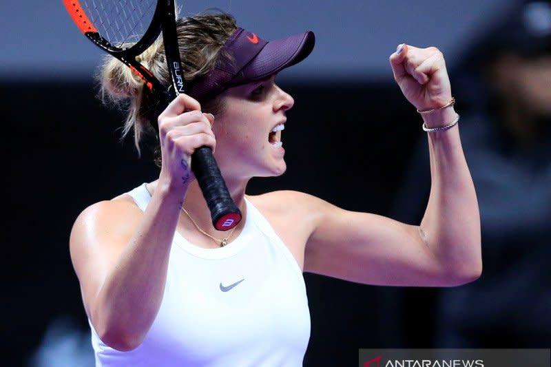 Elina Svitolina ke perempat final French Open