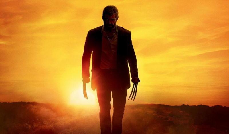 Promotional artwork for Logan