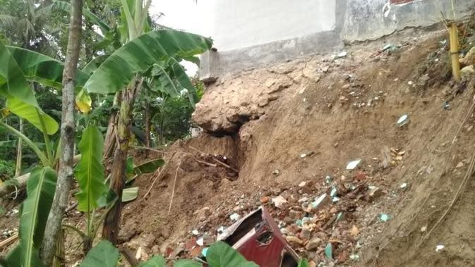 Imbauan BPBD DKI Soal Lokasi Gerakan Tanah di Jakarta
