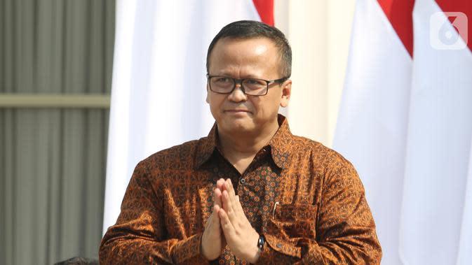 Menteri Kelautan dan Perikanan Edhy Prabowo (Liputan6.com/Angga Yuniar)