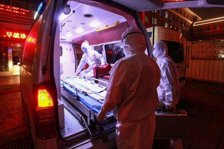 A top Chinese scientist had predicted that the epidemic could peak by the end of this month after the number of new cases had fallen earlier in the week