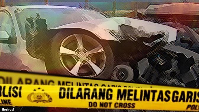 Tabrakan Mobil dan Truk di Tol Sumo, Tiga Orang Tewas