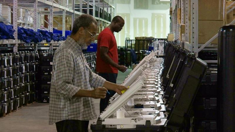 Elections Georgia Vulnerable Server