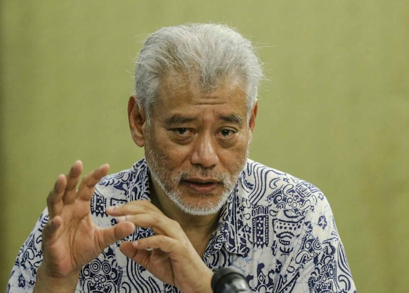 Economist Jomo Kwame Sundaram suggested Malaysia renew its focus on being the leader and pioneer in palm oil research, a role he said the country had once played. — Picture by Ham Abu Bakar