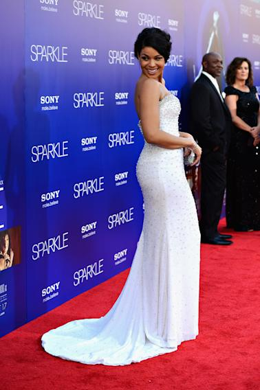 "Premiere Of Tri-Star Pictures' ""Sparkle"" - Red Carpet"