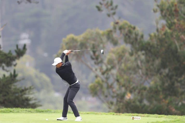 China's Li must regroup after a third-round stumble at PGA