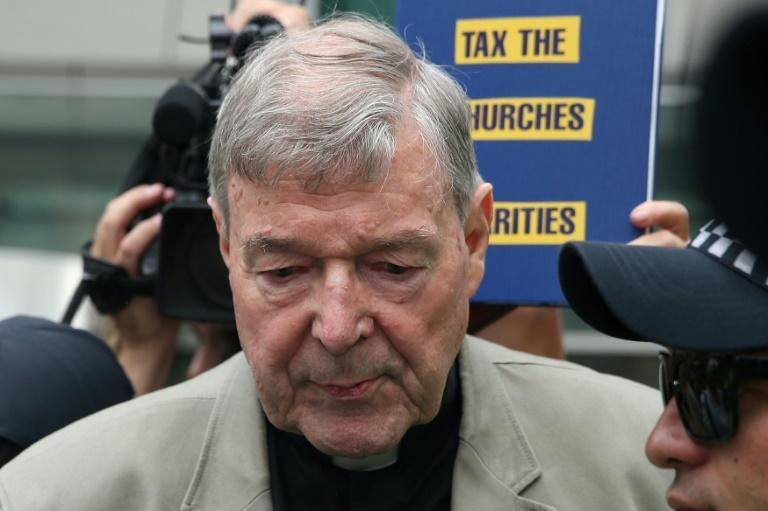 Acquitted Australian Cardinal Pell heading to Rome, says aide