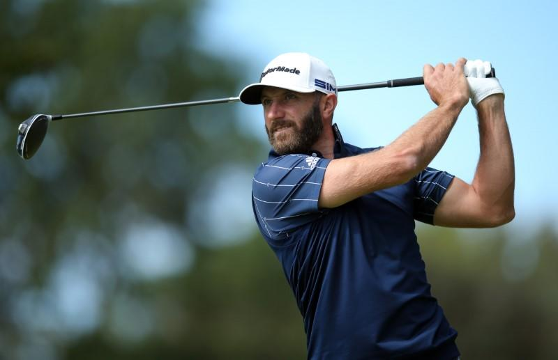 Johnson out of CJ Cup after positive COVID-19 test