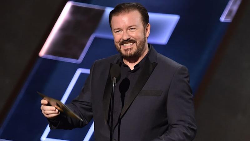 Ricky Gervais Responds to Backlash Over His Controversial Tweets to a Fake Transgender Person