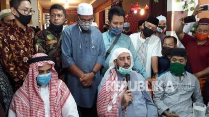 Syekh Ali Jaber: Pelaku Bukan Gangguan Jiwa, Dia Sadar dan Terlatih