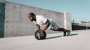 發揮你的想像力 家中小角落也能是你的健身房!