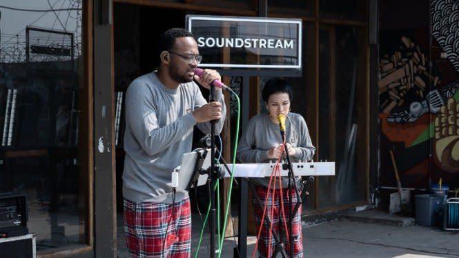 Tayangan Perdana Soundstream Buktikan Geliat Musik Tetap Membara